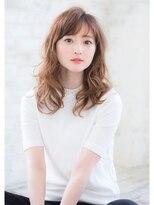 ジョエミバイアンアミ(joemi by Un ami)【joemi】おとな女子に大人気☆ロングフェミニンカール(大島)