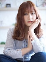 プレーゴ 渋谷店(PREGO)エアリーオレンジベージュ【PREGO】