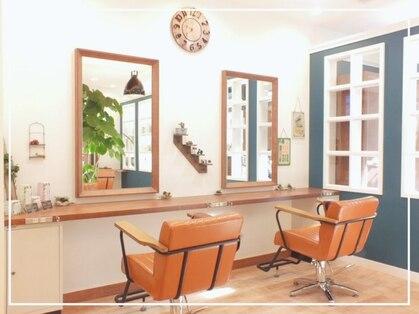 プリクーズヘアオアシス(plecooze hair oasis)の写真