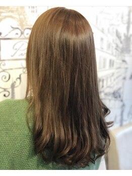 ヘアーブランシェ 貝塚店(HAIR Branche)の写真/「毎朝スタイリングしやすい」と好評!!ゲストの要望とプロの提案&高い技術でBESTスタイル♪