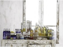 アミーバイオアシス(Amie by oasis)の雰囲気(イタリアの認証を受けたこだわりのオーガニック商品)