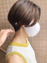 エゴヘアコレクション(EGO HAIR COLLECTION))ハンサムショート