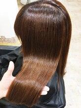 髪質改善ダメージレスエステカラー☆お値段以上の期待が出来る髪質改善トリートメント!