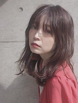 レブリイゼンコー イオンモール幕張新都心店(Reverie ZENKO)の写真/【フローディア】取扱いサロン★髪にとって『無駄』なものを省いたトリートメント◎理想の髪質に♪