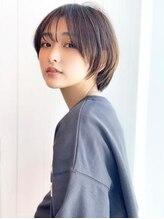 アグ ヘアー ドレス 喜久田店(Agu hair dress)《Agu hair》サステナブル×マニッシュショート
