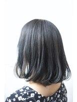 マルカ(marca)【Color Style】ブルージュ × ハイライト。