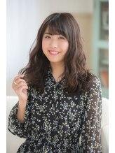 クリック ヘアスタジオ 富士見台店(CLiC Hair Studio)【ふんわりCUTEパーマ】担当yuka