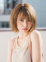 ネオリーブ モカ 川崎チネチッタ店(Neolive mocca)《モカ☆川崎》☆大人かわいい×モーブショート☆