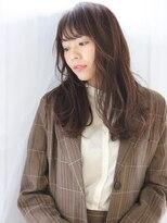 ヘアリゾート ブーケ(hair+resort bouquet)【bouquet】抜け感レイヤー×色っぽい美髪ロング
