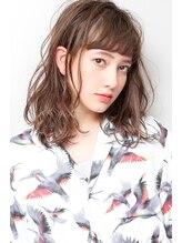 リラ バイ クオーレ(LIRA by CUORE)くびれミディ前髪カールイメチェン0402