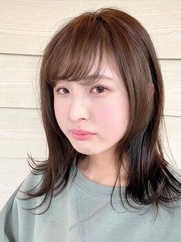 アミ(ami)の写真/『うるツヤ髪を叶えるamiの極上トリートメント!』ホームケア付き☆驚きの持ちの良さ♪
