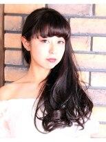 黒髪ロング!!