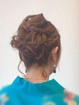 ワンポイント(ONE POINT)浴衣着付け&髪のセット