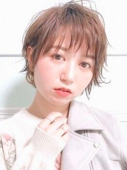 ノア(NOAH)の写真/《カウンセリング重視の似合わせカット+TR¥5400》TOPSTYLISTによるトレンドカットで小顔見えスタイル☆
