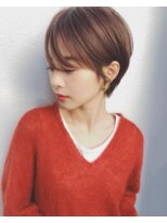 美容専門誌の選ぶショートヘアNo1 ★期間限定ショートクーポン有