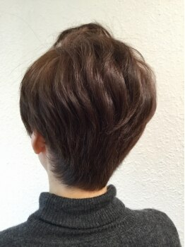 ヘアー サロン ラフ(hair salon raf)の写真/飾磨◆オーガニックカラー【ヴィラロドラ】使用◎繰り返し染めてもダメージを感じさせない仕上がりで大好評