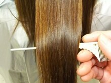 ルアナ ヘアー(LUANA hair)の雰囲気(一人ひとりの髪質を見極めて施術◎)