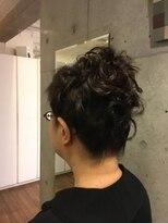美容室 ル クラージュアップのエアリースタイル