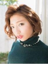 ラヴィ(Lavie)ミディアムカール☆【LAVIE 錦糸町】