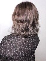 ソース ヘア アトリエ 京橋(Source hair atelier)【SOURCE】ラベンダーグレージュ