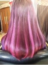 トリットフューアトリット(Hair & Make studio Tritt fur Tritt)