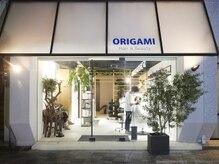 オリガミ ヘアーアンドビューティ 南前川店(ORIGAMI Hair&Beauty)