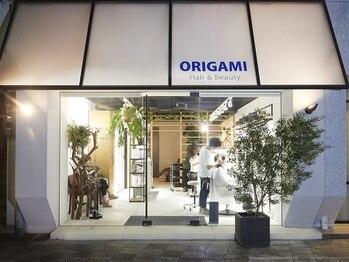 オリガミ ヘアーアンドビューティ 南前川店(ORIGAMI Hair&Beauty)の写真/繊細な技術ときめ細やかなサービスが高評価◎少人数なので自分に合ったMenuがきっと見つかる♪