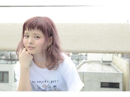 ヘアーデザイン キャンパス(hair design Campus)の写真