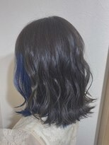 リンクス(LINKTH) inner color × blue ◎