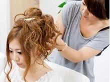 ヘアアンドメイク アール 歌舞伎町店(Hair & Make R)の雰囲気(パーティー&卒業式などのヘアセットもお任せ!!)