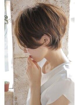 カライング(ing)【+~ing】エアリーショート 【随原麻由】