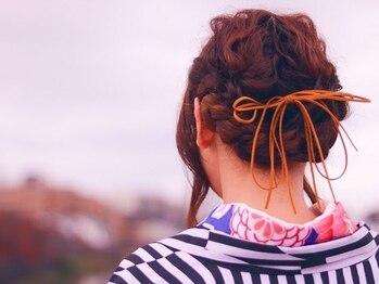 M O Pサロン童夢の写真/[小樽駅徒歩3分]卒業式、入学式など特別な日のセットは童夢にお任せ!可愛い髪形でいつもと違う自分に変身♪