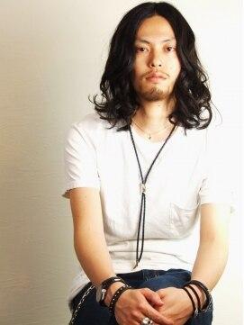 ヘアーウィン(hair win)ちょっとCOOLなクラッシュウェーブ【kanzawa】