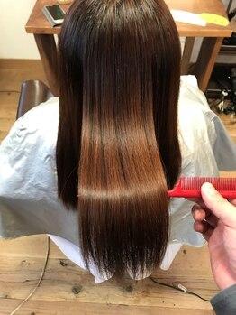 アルコ イリス(Arco Iris)の写真/他店でダメージヘアにされたあなた!縮毛矯正で、ダメージヘアーにされて切るしかないあなた一度ご相談を!