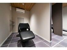 ティルヘアー(TiLL HAIR)の雰囲気(半個室で極上のヘッドスパを・・・)