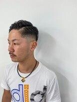 【リシャルム】【長岡】【宮翔太】フェードカット