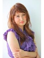 ザ ヘア リゾート ラグーン(The Hair Resort Lagoon)【Lagoon坂上真梨】キュートロング♪