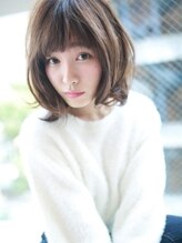 アグ ヘアー デフィ 山形桜田店(Agu hair defi)☆似合わせエアリーボブ☆