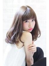 ディックスヘア(DiX Hair)【Dix Hair by San-ai】大人フェミニン×フワミディ