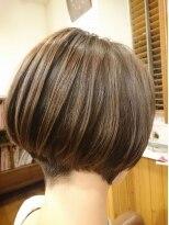 テトラ ヘアー(TETRA hair)モードマニッシュボブ