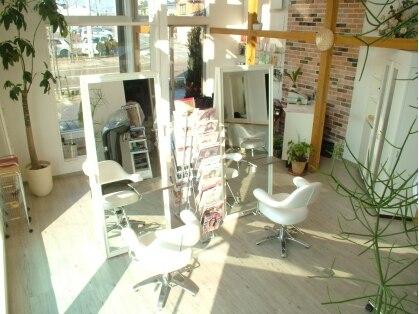 ヘアスペース フロー(Hair space FLOW)の写真