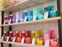 Ariel by ganesha自慢のシャンプー☆14種類の香、効能から気分に合わせてお好きなものをお選び頂けます☆