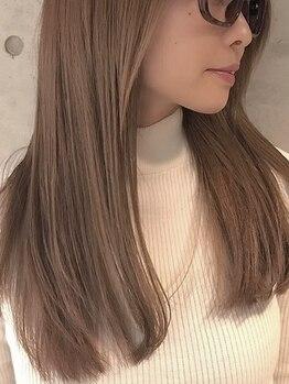 ディプティモイラ(dipty MOILA)の写真/【究極の髪質改善を体感◎】湿気で広がる・パサつく髪も、いま話題のホリスティックでサラサラの髪へ!!