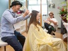 ヘアアトリエ ボブ(Hair Atelier BoB.)の雰囲気(細かく丁寧な施術が◎アットホームサロン☆)