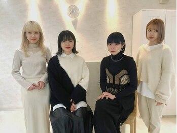 イル(iLu.)の写真/≪renewal*OPEN≫カラーのspecialist集団が丁寧にカウンセリングし、理想のスタイルを叶える♪韓国風ヘアに