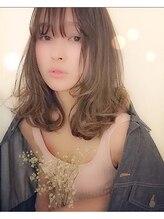 シマ アオヤマ(SHIMA AOYAMA)こっそり可愛く*シークレットミディアム