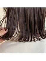 ヘアーアイストゥーレ(HAIR ICI TRE)ハイライトカラー チョコレートブラウン