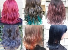 【Loretta】hair color collection