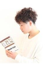 レユニオン(reunion hair)[reunion hair]メンズパーマ・カールスタイル・2