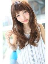 アグ ヘアー オペラ 渋谷2号店(Agu hair opera by alice)*エアリーロング*